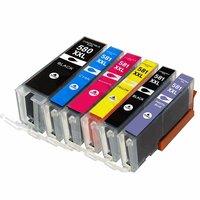 Canon PGI-580XXL / CLI-581XXL set van ZES inktcartridges (huismerk)