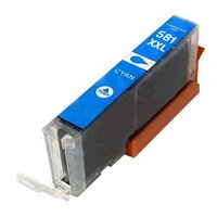 Canon CLI-581XXL C inktcartridge cyaan (huismerk)