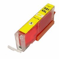 Canon CLI-581XXL Y inktcartridge geel (huismerk)