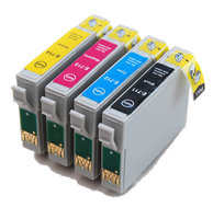 Epson T0715 set inktcartridges (huismerk)