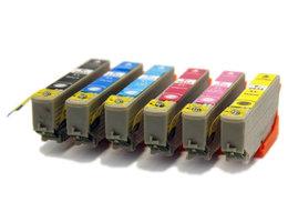 Epson 24XL T2438 set inktcartridges (huismerk)
