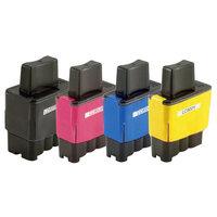 Brother LC-900 set inktcartridges (huismerk)