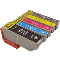 Epson 33XL T3357 voordeelset inktcartridges (huismerk)