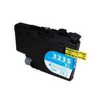 Brother LC-3235XL C inktcartridge cyaan (huismerk)