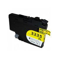 Brother LC-3235XL Y inktcartridge geel (huismerk)