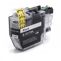 Brother LC-3217BK inktcartridge zwart (huismerk)