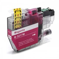 Brother LC-3217M inktcartridge magenta (huismerk)