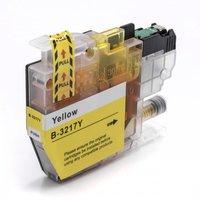 Brother LC-3217Y inktcartridge geel (huismerk)