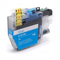 Brother LC-3219XLC inktcartridge cyaan (huismerk)