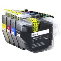 Brother LC-3219XL set inktcartridges (huismerk)