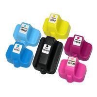HP 363XL set inktcartridges (huismerk)