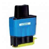 Brother LC-900C inktcartridge cyaan (huismerk)