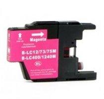Brother LC-1220M / LC-1240M inktcartridge magenta (huismerk)