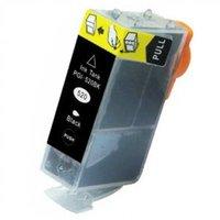 Canon PGI-520 BK inktcartridge zwart (huismerk met chip)