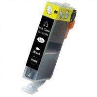 Canon CLI-521 BK inktcartridge zwart (huismerk met chip)