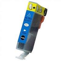 Canon CLI-521 C inktcartridge cyaan (huismerk met chip)