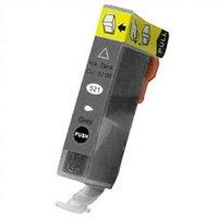 Canon CLI-521 GY inktcartridge grijs (huismerk met chip)