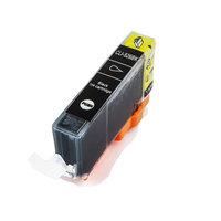 Canon CLI-526 BK inktcartridge zwart (huismerk met chip)