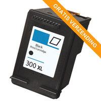 HP 300XL BK inktcartridge zwart (huismerk)