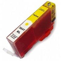 HP 364XL Y inktcartridge geel (huismerk)