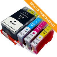 HP 920XL set inktcartridges (huismerk)