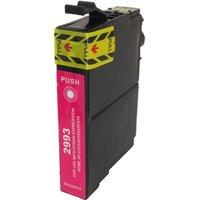 Epson 29XL T2993 inktcartridge magenta (huismerk)