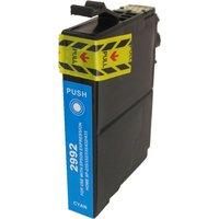 Epson 29XL T2992 inktcartridge cyaan (huismerk)