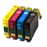 Epson 16XL T1636 set inktcartridges (huismerk)