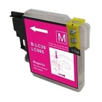 Brother LC-985M inktcartridge magenta (huismerk)
