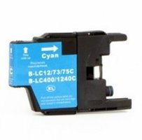 Brother LC-1220C / LC-1240C inktcartridge cyaan (huismerk)