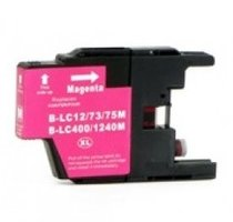 Brother LC-1220M / LC-1240M inktcartridge magenta (huismerk)