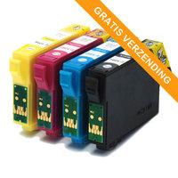 Epson T1295 set inktcartridges (huismerk)