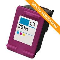 HP 301XL C inktcartridge kleur (huismerk)