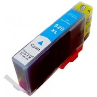 HP 920XL C inktcartridge cyaan (huismerk)