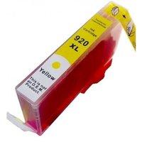 HP 920XL Y inktcartridge geel (huismerk)