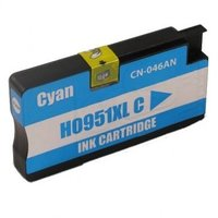 HP 951XL C inktcartridge cyaan (huismerk)