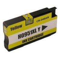 HP 951XL Y inktcartridge geel (huismerk)