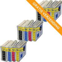 3 sets HP 940XL inktcartridges (huismerk)