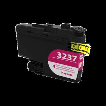 Brother LC-3237M inktcartridge magenta (huismerk)