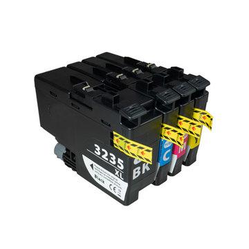 Brother LC-3235XL set inktcartridges (huismerk)