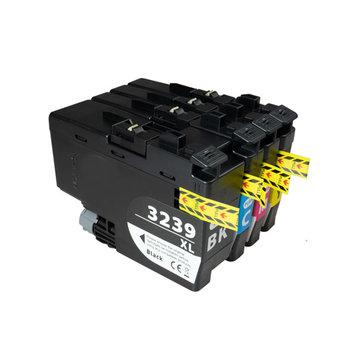 Brother LC-3239XL set inktcartridges (huismerk)