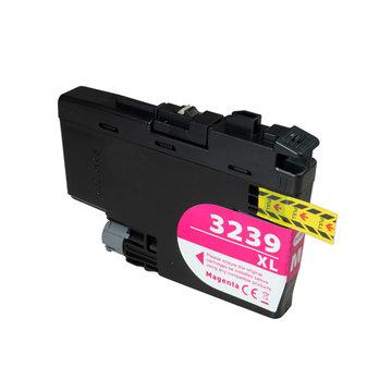 Brother LC-3239XL M inktcartridge magenta (huismerk)