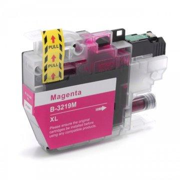 Brother LC-3219XLM inktcartridge magenta (huismerk)