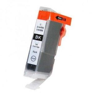 Canon CLI-8 BK inktcartridge zwart (huismerk met chip)
