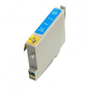 Epson T0612 inktcartridge cyaan (huismerk)