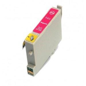 Epson T0613 inktcartridge magenta (huismerk)