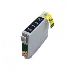 Epson T0711 inktcartridge zwart (huismerk)