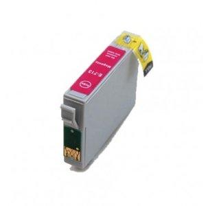 Epson T0713 inktcartridge magenta (huismerk)