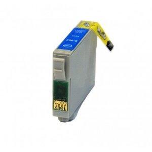 Epson T0802 inktcartridge cyaan (huismerk)