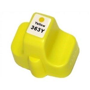 HP 363 Y inktcartridge geel (huismerk)